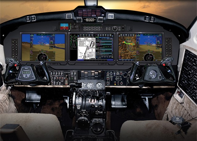 New Avionics Solutions For King Airs - Plane  Pilot Magazine