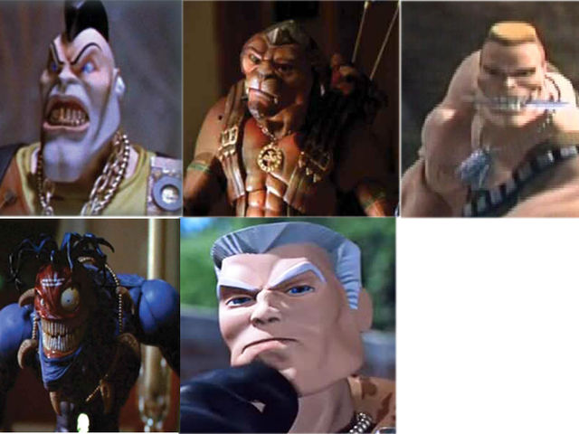 Toy Barn Toys R Us How Well Do You Know Small Soldiers Playbuzz