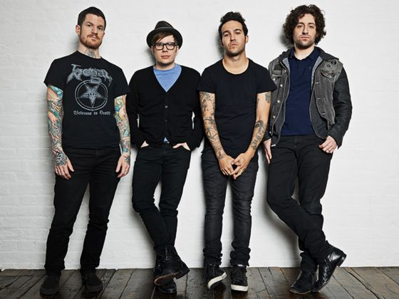 Fall Out Boy Patrick Stump Wallpaper Which Fall Out Boy Band Member Are You Playbuzz