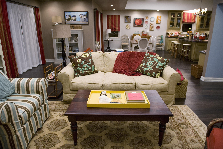 80s Sitcom Living Rooms
