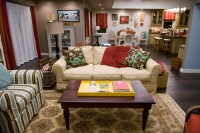80s Sitcom Living Rooms