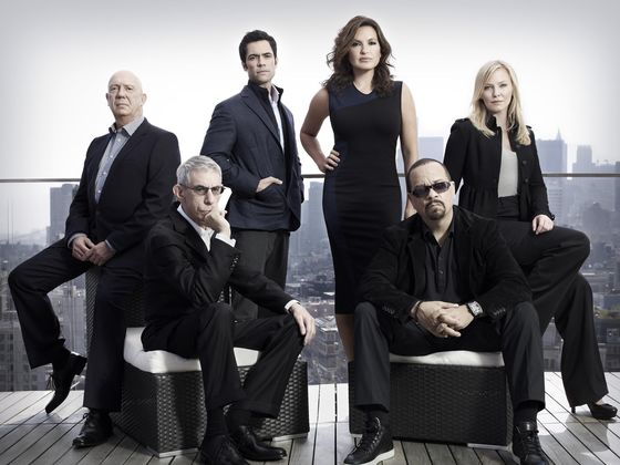 Which Law  Order SVU Character Are You? Playbuzz