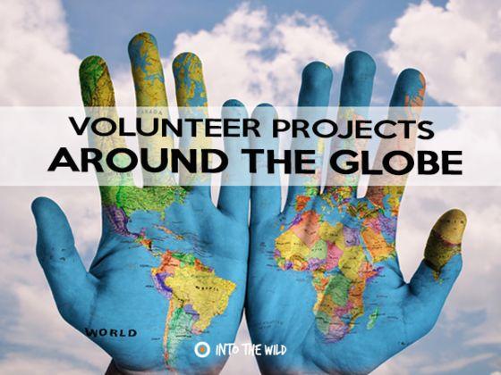 Volunteer Projects Around The Globe Playbuzz - volunteers around the world