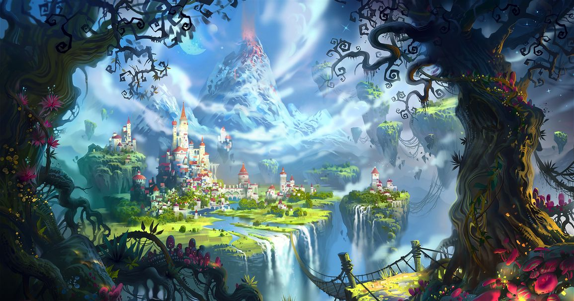 Imaginary Wallpapers Hd What Is Your Magical Power Playbuzz