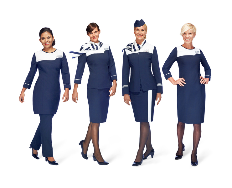 FINNAIR Flight Attendant uniform Pinterest Flight attendant - flight attendant job description