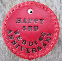 Small Of 3rd Wedding Anniversary