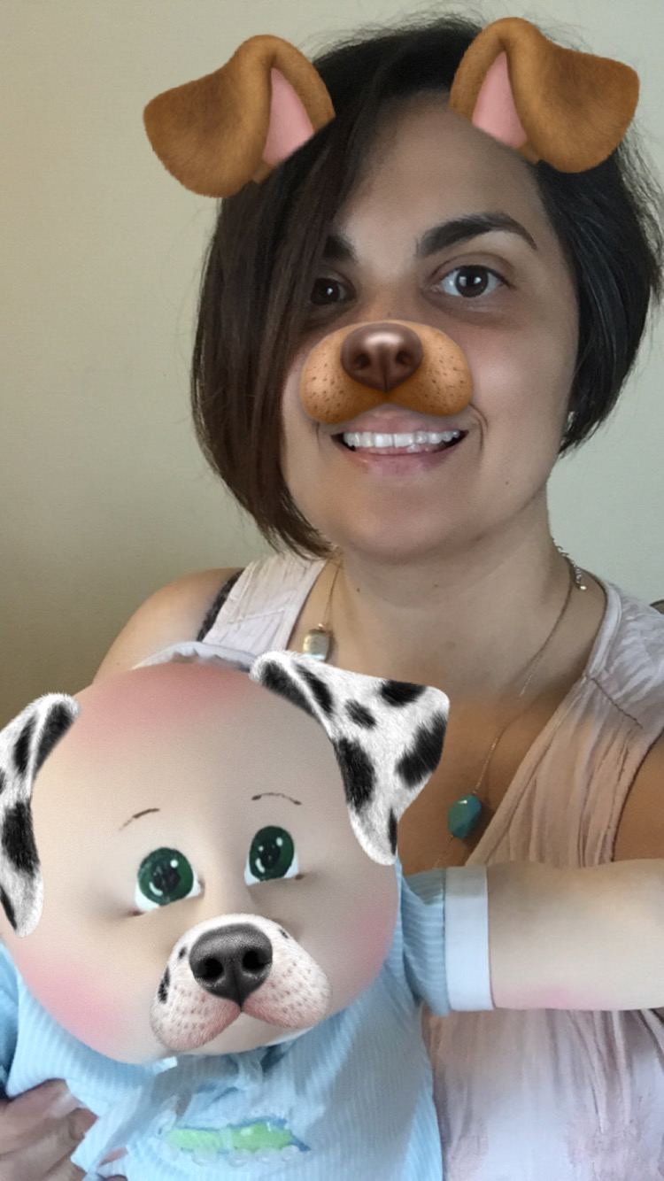 How To Get Snapchat Dalmatian Filter Secret Faceswap Like