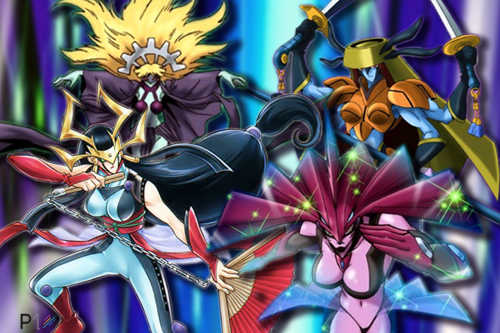 Marvel Power Girl Wallpaper Yu Gi Oh Duel Links Cyber Angel Decks Are Tops Player One