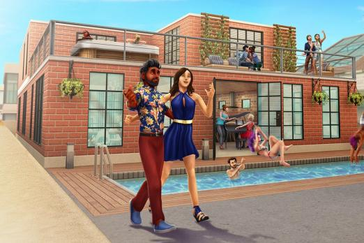 Sims Freeplay Zwembad In De Tuin 'sims Freeplay' Guide: 'sims And The City Quest' Awards