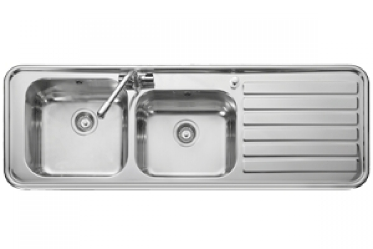 Leisure Luxe Lx155r 20 Bowl 1th Stainless Steel Inset
