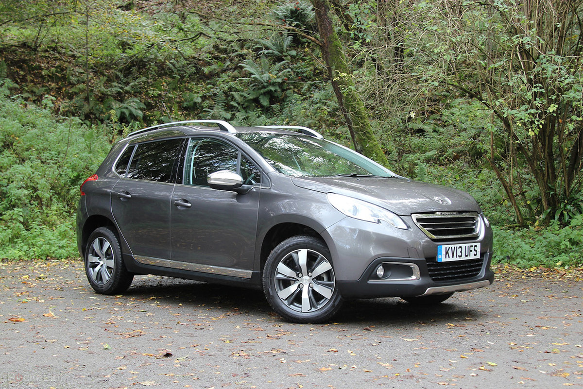 Peugeot 2008 Automatic Review Peugeot 2008 Allure E Hdi 92 Review