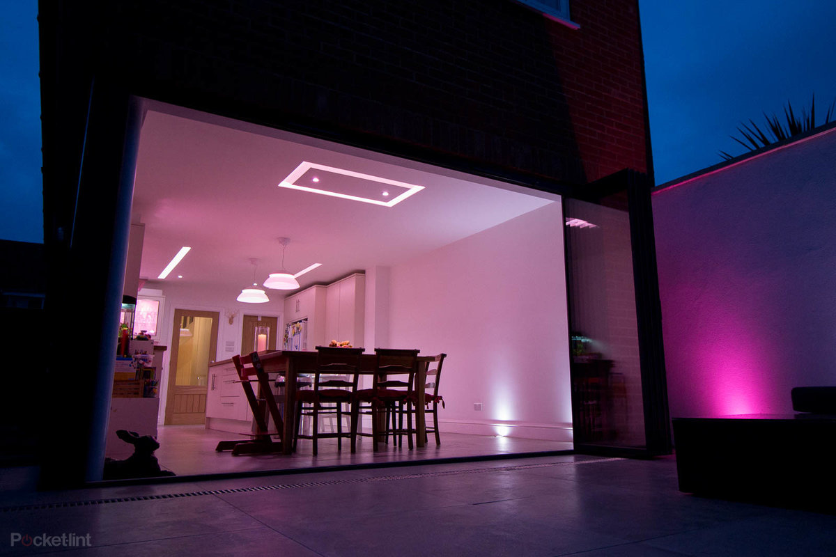 Smart Lighting Philips Hue Complete System