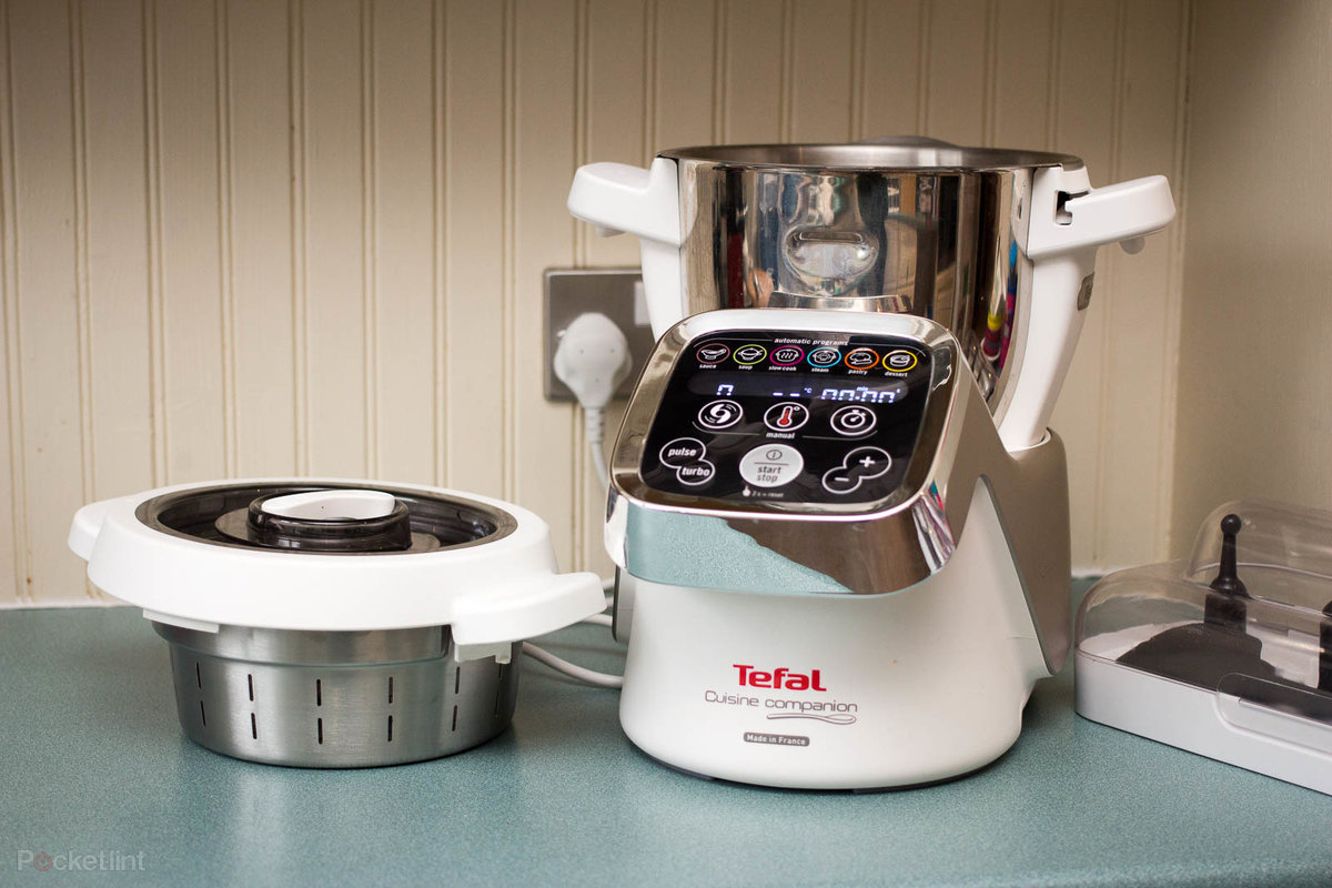 Cuisine But Tefal Cuisine Companion Takes On Thermomix But Can It Deliver