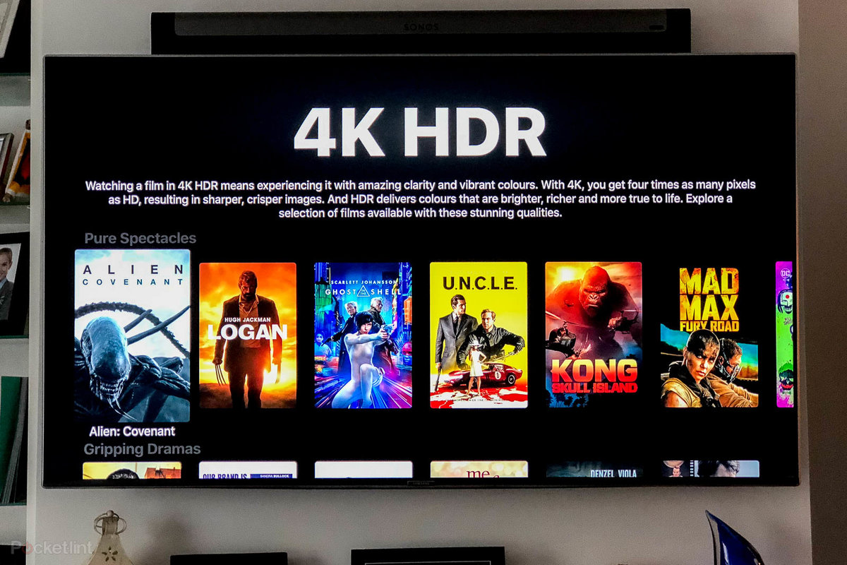 Tv Bank 120 X 60 Apple Tv 4k Review A Long Awaited Boost To The Streamer