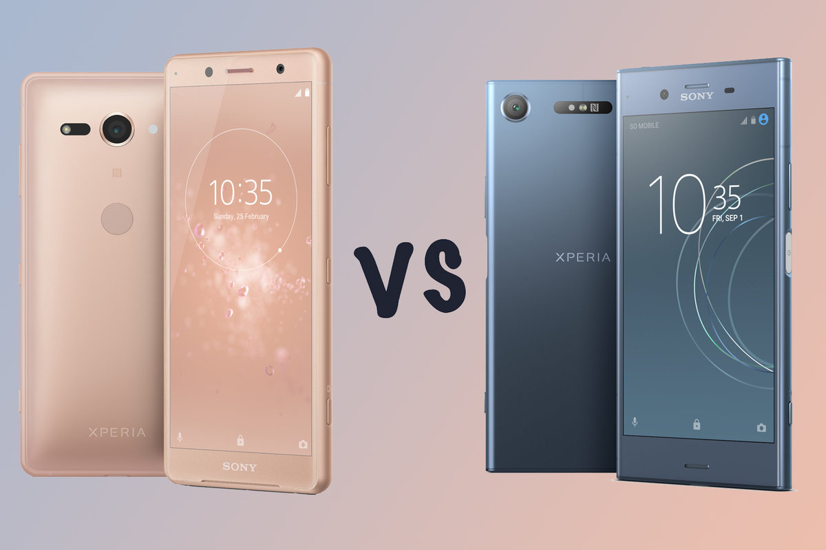 Sony Xz1 Compact System Update Sony Xperia Xz2 Compact Vs Xz1 Compact What S The Difference