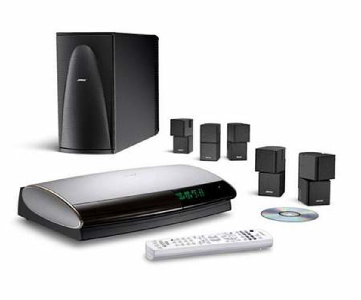 Bose Home Cinema Bose Lifestyle 48 Home Cinema System