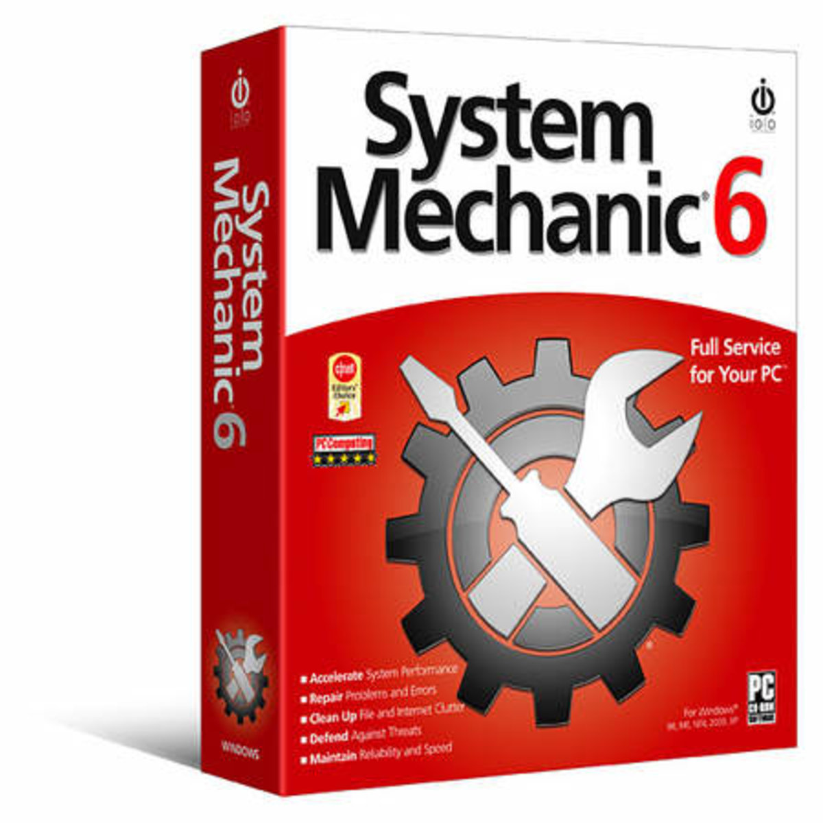 System Mechanic Iolo System Mechanic 6 Pro