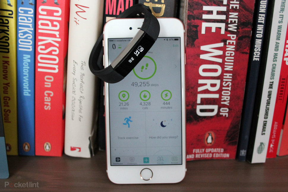 Fitbit Alta review High praise for low-level fitness tracking
