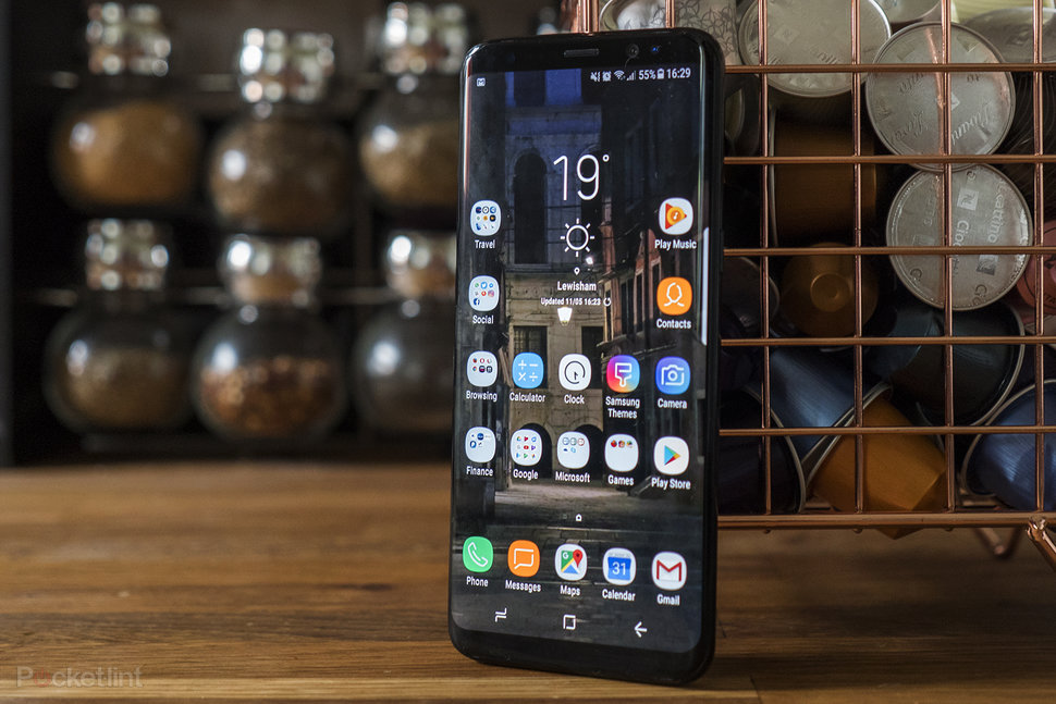 Samsung Galaxy S8 review A mobile masterpiece - Pocket-lint