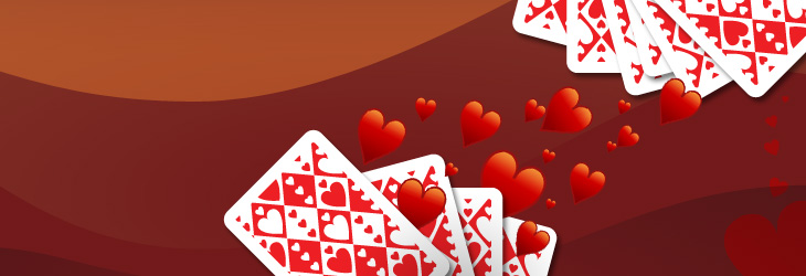 Hearts and other free card games from Pogo