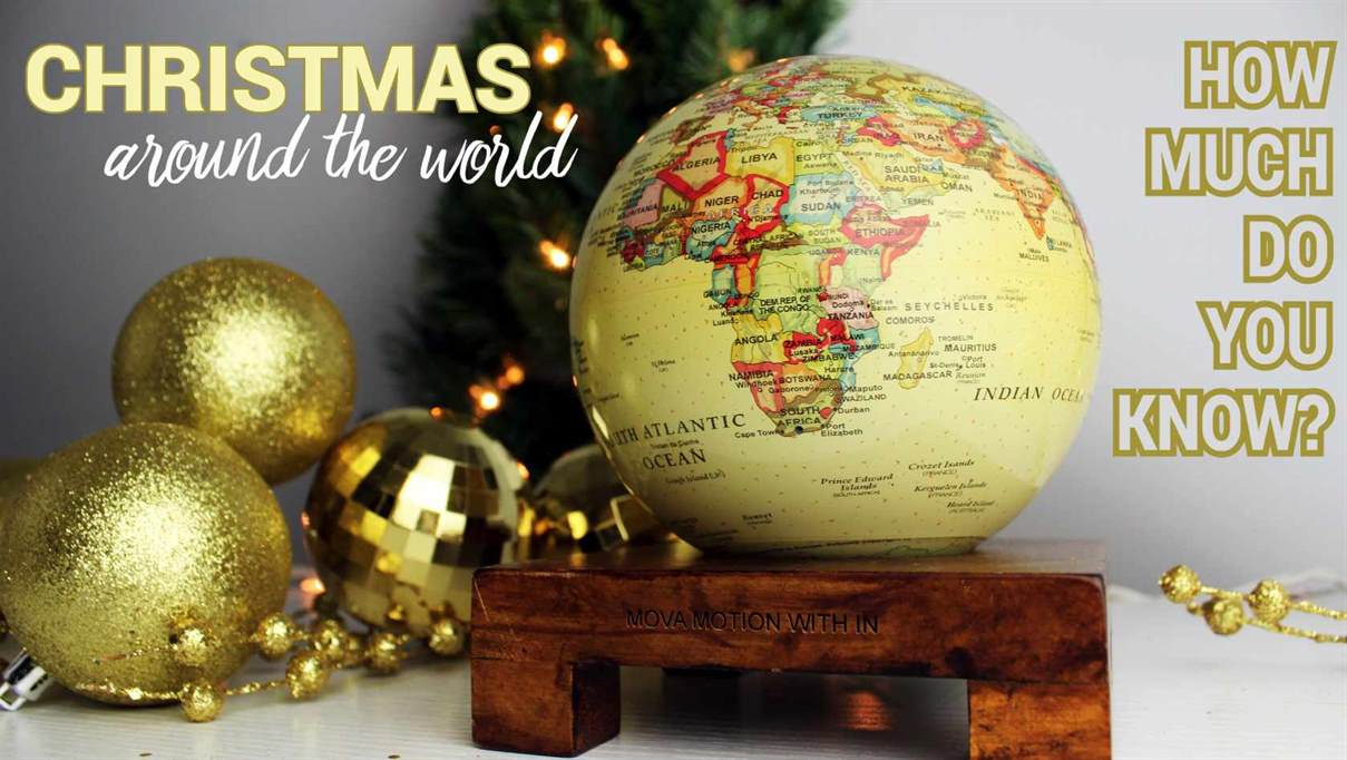 Around The World Decoration Ideas Quiz How Much Do You Know About Christmas Around The World