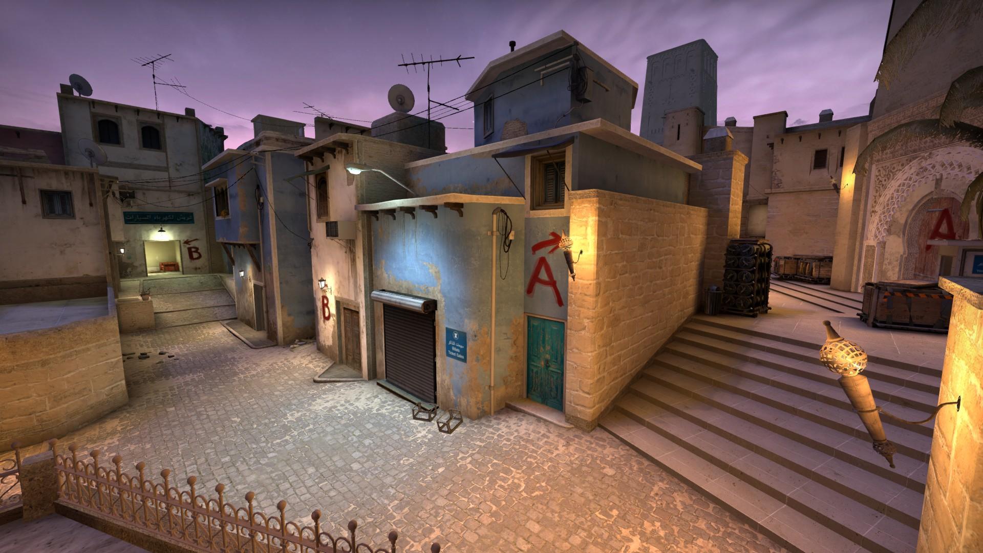 Battlefield 4 Wallpaper Hd Nocna Wersja Mirage W Cs Go