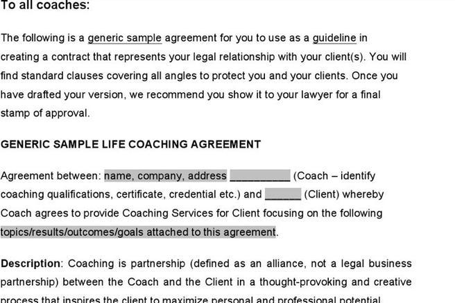 Contract Template Download Free  Premium Templates, Forms
