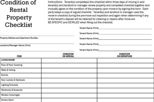 Rent And Lease Template Download Free \ Premium Templates, Forms