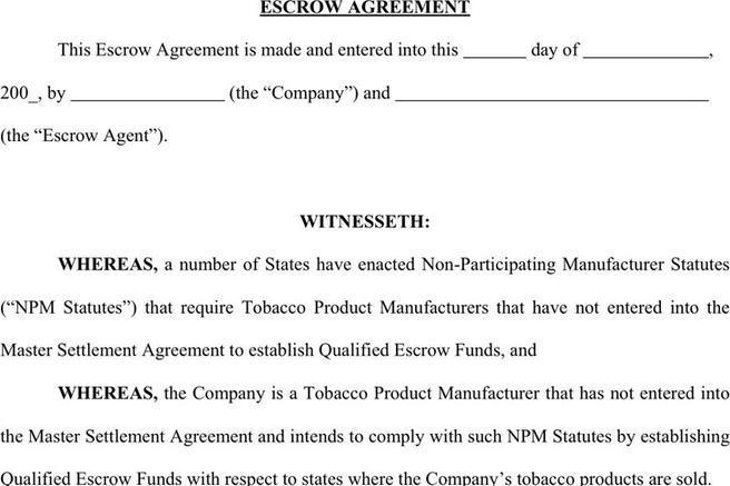 master settlement agreement concepciontarlacph - settlement agreement template