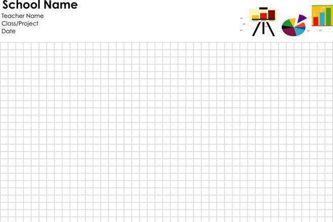 graph paper sample – Dot Paper Template