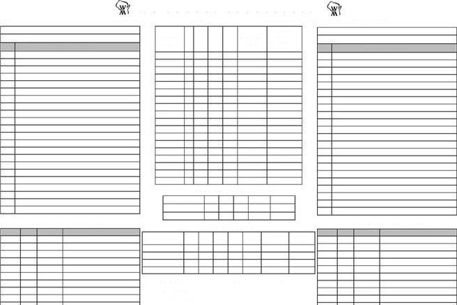 Sample Talent Show Score Sheet softball score sheet template – Sample Talent Show Score Sheet