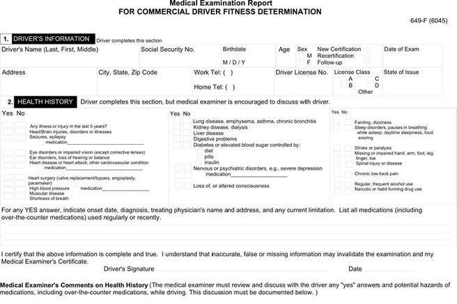 286+ Medical Forms Free Download