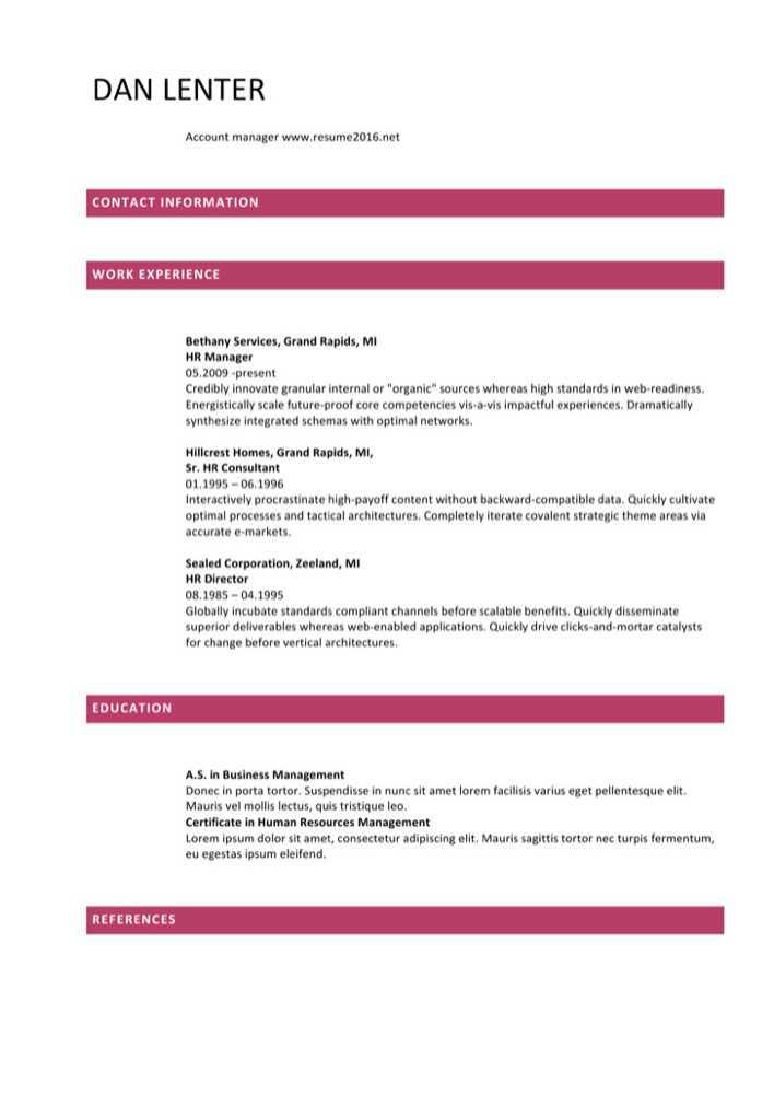 accountant resume example - senior accountant resume sample