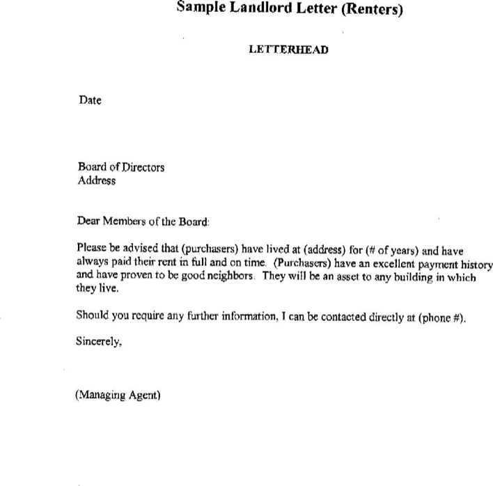 reference letter for apartment dzeo - reference letter for apartment
