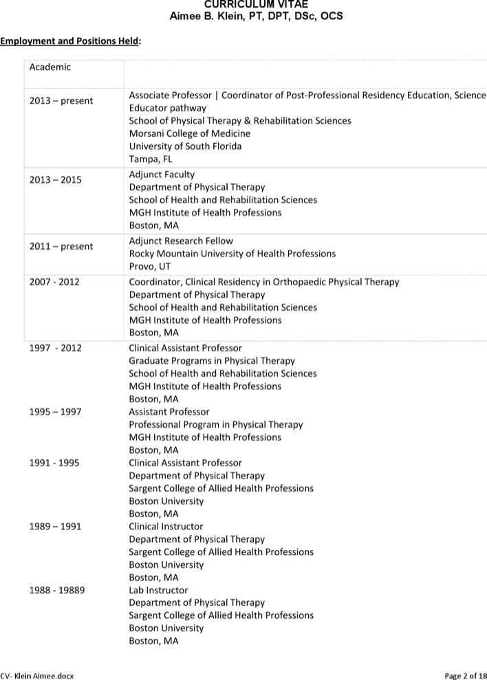 Physical Therapist Resume Sample Monstercom - physical therapist resume