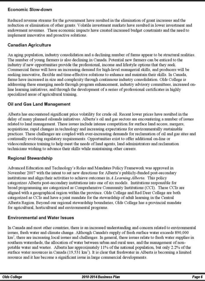 Concrete business plan sample - construction business plan template