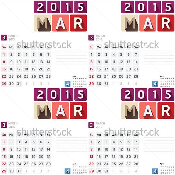 Event Calendar Templates Free Designs Download Free  Premium