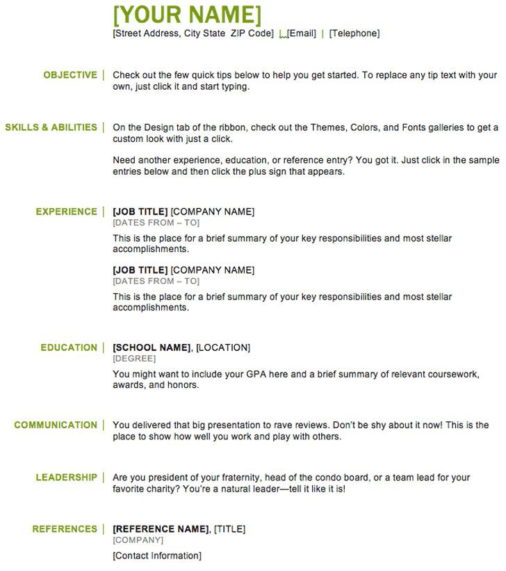 teacher resume templates high school resume templates resume - education resume templates