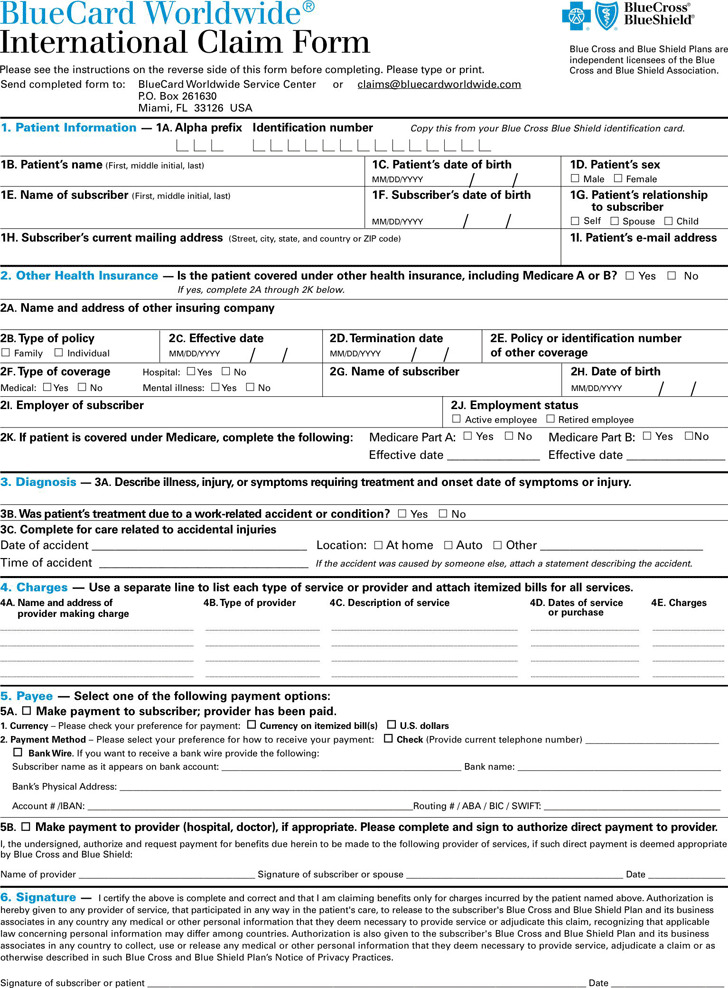 medical claim form | lukex.co