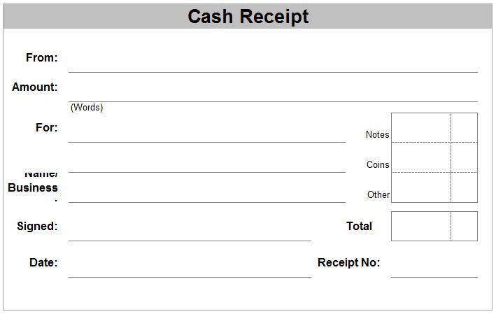 Blank Voucher Template Download Free  Premium Templates, Forms - cash voucher template