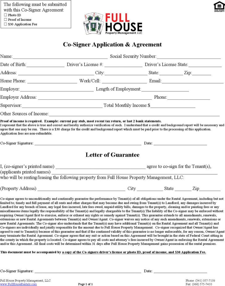 Rental Agreement Letter Templates Download Free  Premium