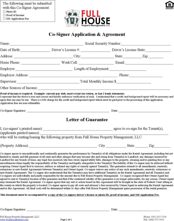 Rental Agreement Letter Templates Download Free  Premium - rental agreement letter template