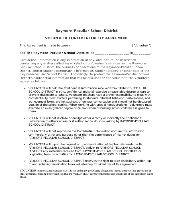 7+ Mutual Confidentiality Agreements   Free Sample