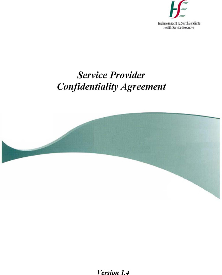 Data Confidentiality Agreement Sample-Confidentiality-Agreement - contractor confidentiality agreement