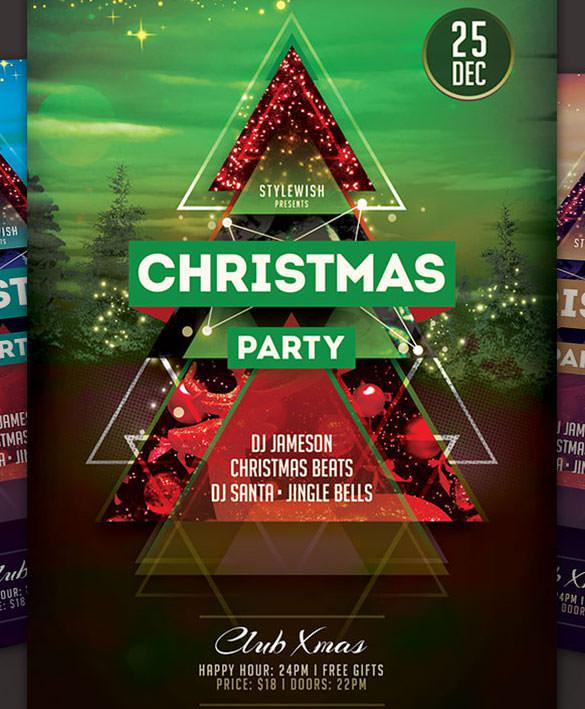 Christmas Flyer Templates Download Free  Premium Templates, Forms - free printable christmas flyers templates