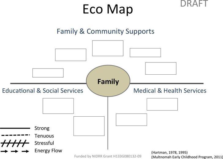 Ecomap Templates Download Free  Premium Templates, Forms