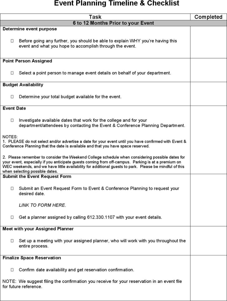 Sample Event Planning Event Planning Questionnaire Template Sample