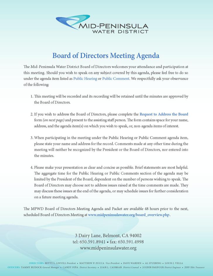 board meeting agenda template dzeo - minutes agenda template