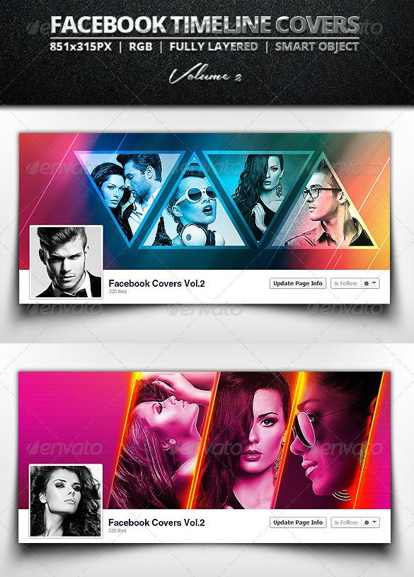 Photo Collage Templates Download Free  Premium Templates, Forms - facebook collage template