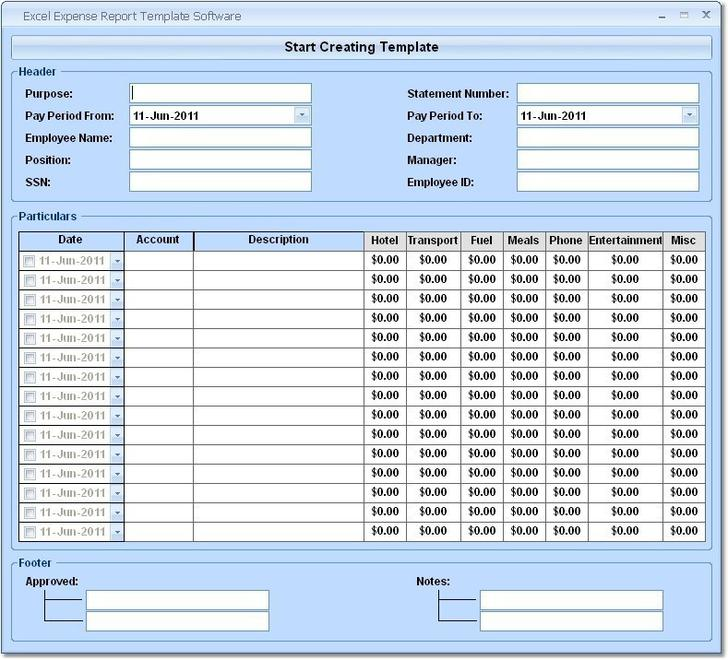 Monthly Management Report Template Download Free  Premium